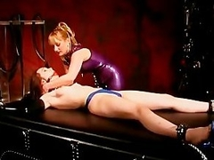 RUBBER Shafting SEX SLAVES